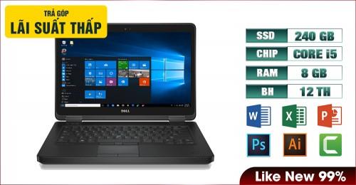 Laptop Dell Latitude E5450 i5 8GB SSD 240GB | Vi Tính Miền Nam