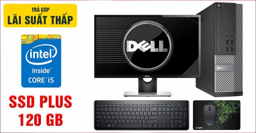 Máy Bộ Dell Core i5 - SSD